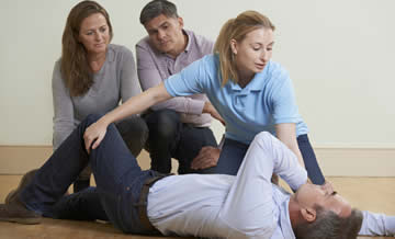 Basic First Aid (REC Level 1)